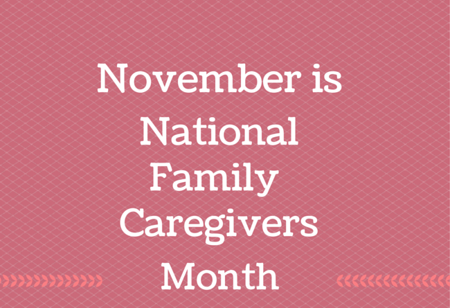 Image result for caregivers month